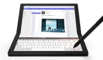 teclado virtual lenovo plegable
