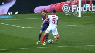 barcelona 1 sevilla 0 penalty