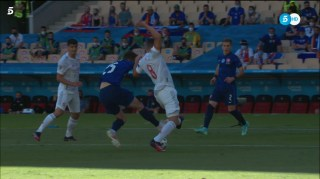 espana 0 eslovaquia 0 penalty
