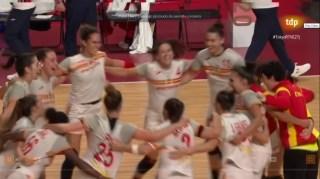 balonmano espana francia final III