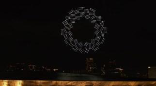 tokio 2020 drones cortado