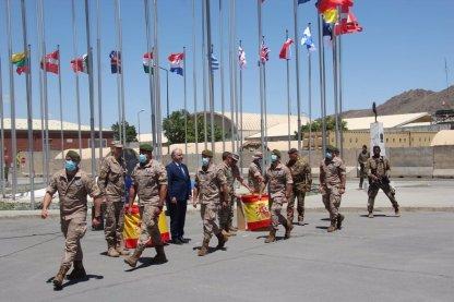 retirada tropas espanolas afganistan