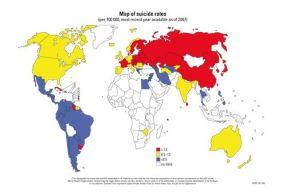 grafico suicidios en 2007