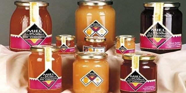 miel de la alcarria DO