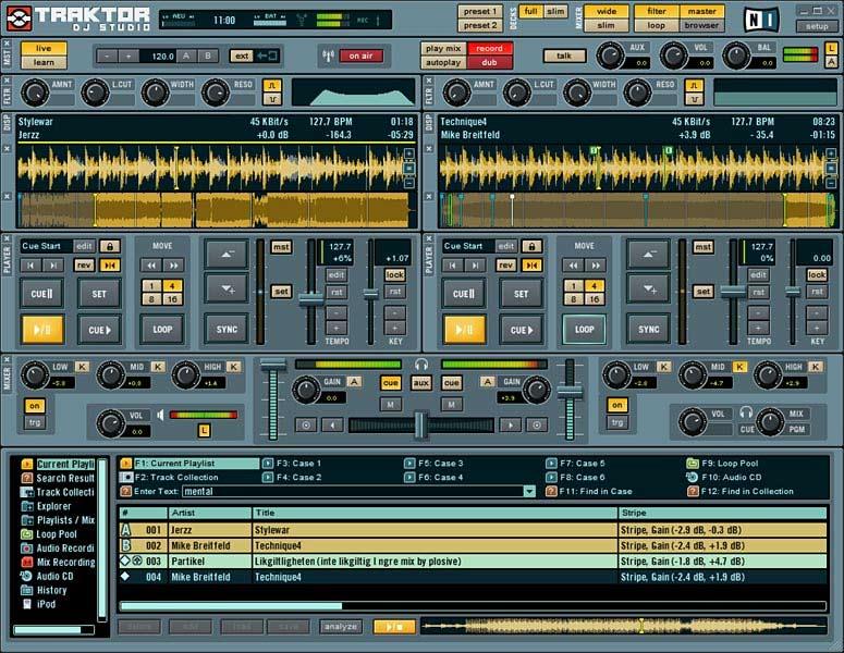Traktor Dj Studio 3 Download Mac