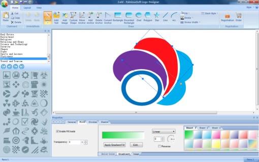 EximiousSoft Logo Designer Pro 3.01