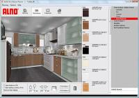 ALNO AG Kitchen Planner 0.96a Screenshots