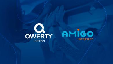 Foto de Unificação da Qwerty com Amigo Internet vai permitir quadruplicar a velocidade da internet em Dom Pedrito e Região