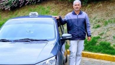 Foto de Corpo de taxista desaparecido é encontrado na BR 293