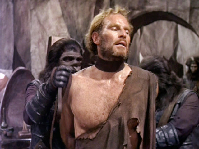 Image result for charlton heston planet of the apes