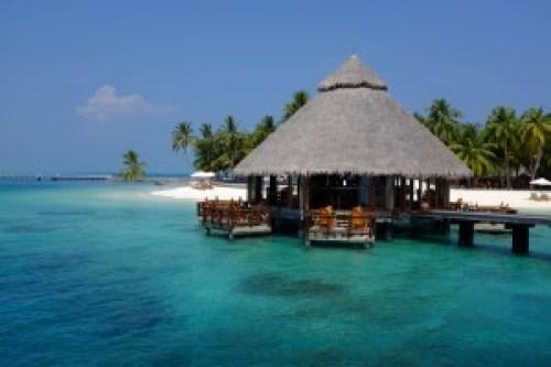 hotel in maldives iles