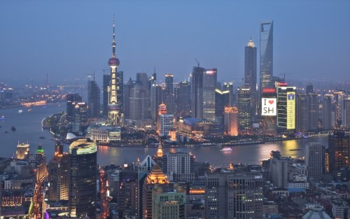 picture of shanghai china