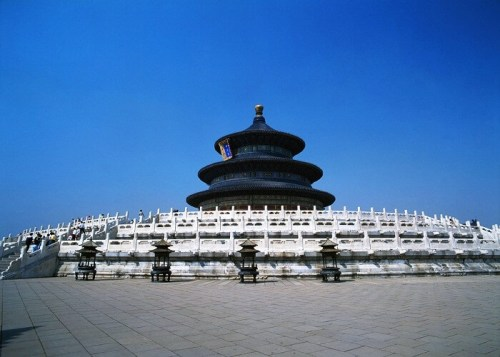 picture of Temple of Heaven Beijing China