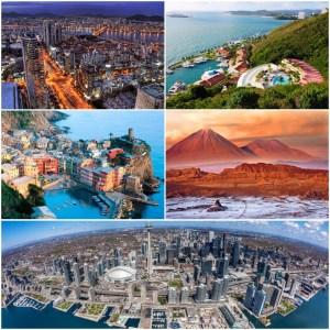top travel destination in november