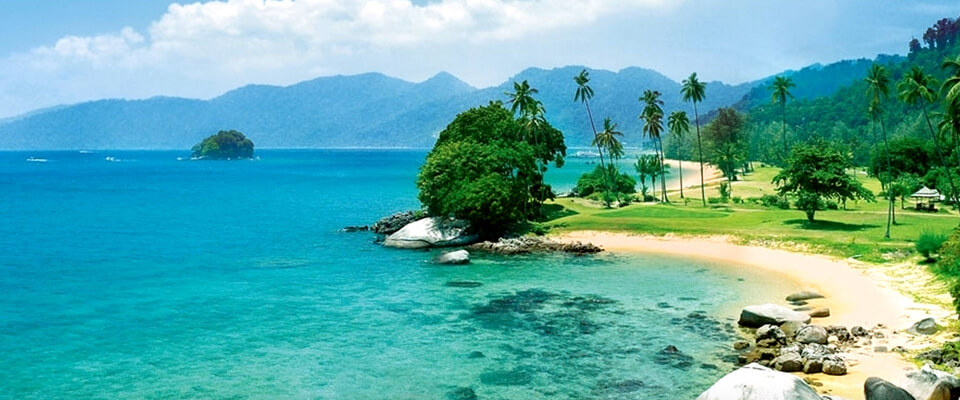 image of Tioman Island