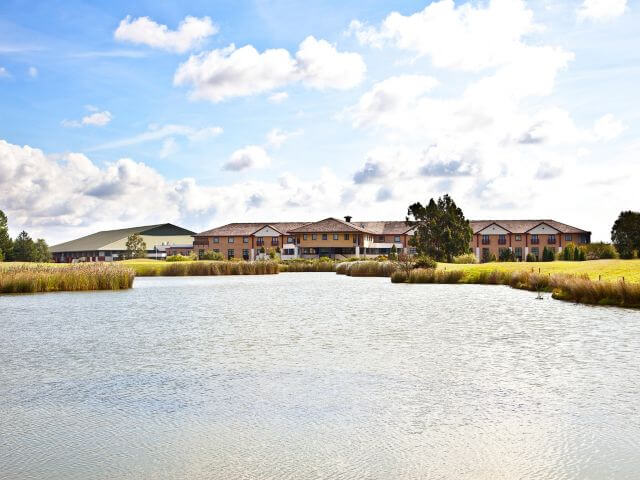 Crowne Plaza Resort Colchester Five Lakes, Tolleshunt Knights