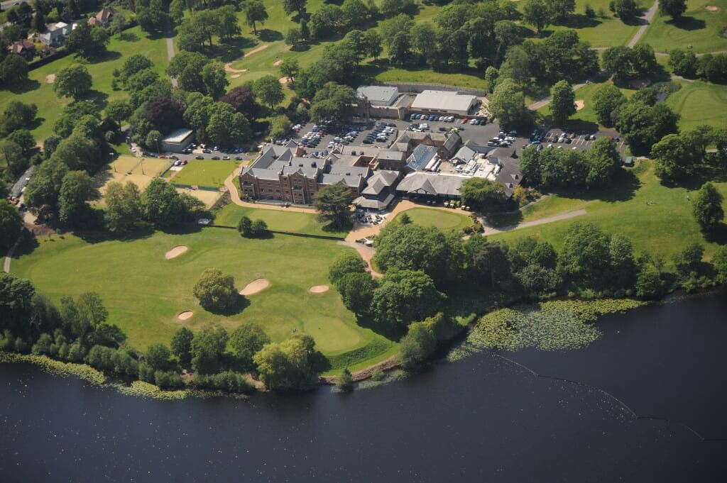 The Mere Golf Resort & Spa, Knutsford