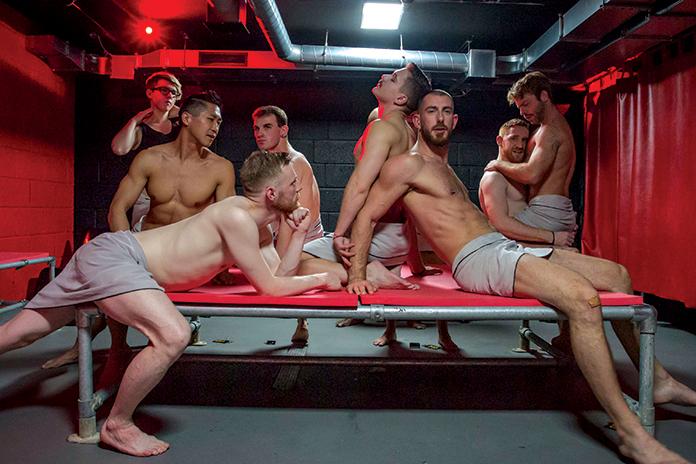 Sweatbox Sauna