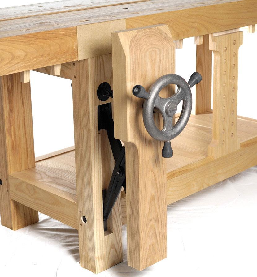 Roubo Bench Hardware
