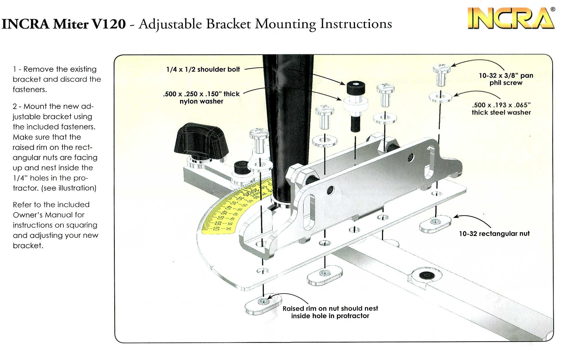 Incra 1000hd Manual