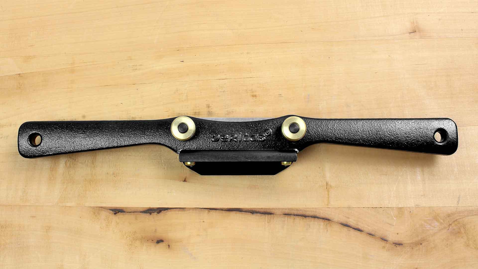 Spokeshave Blade Orientation