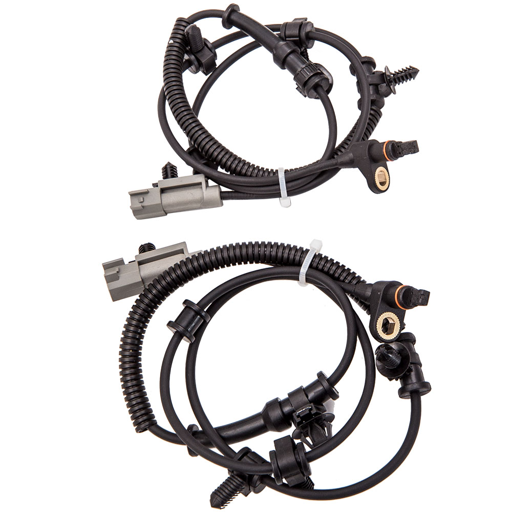 Set 4 ABS Speed Sensor Front & Rear for Jeep Commander