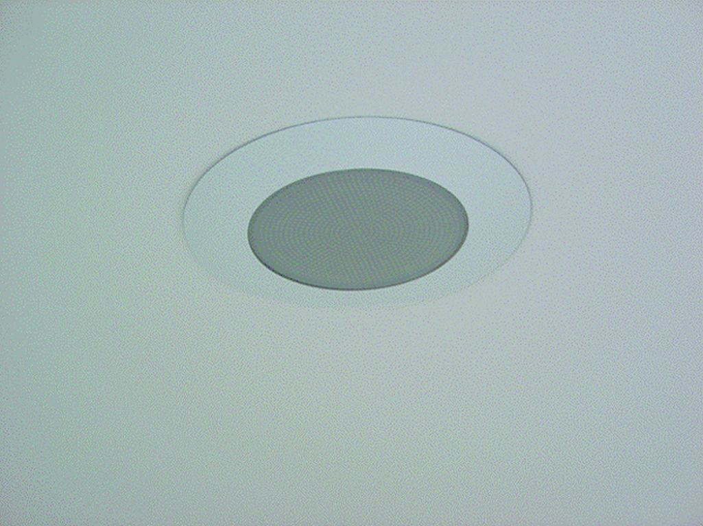 Opt. Recessed Can Light with Cover