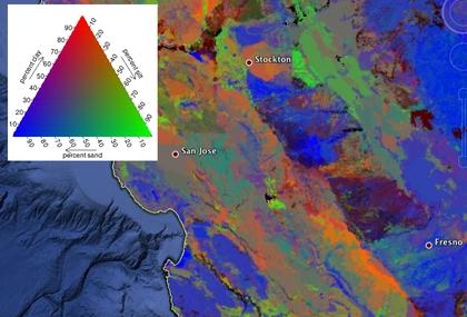 Soil Texture KMZ