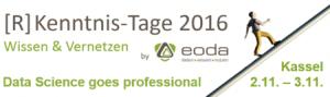 [R] Kenntnis-Tage Logo