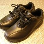 変形性膝関節症に大切な靴の踵。