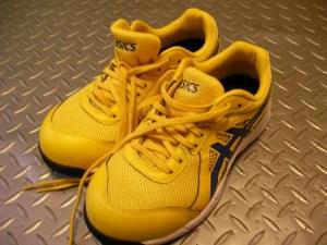 足底腱膜炎と安全靴のインソール