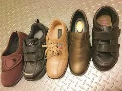 これらすべての靴に加工してあります