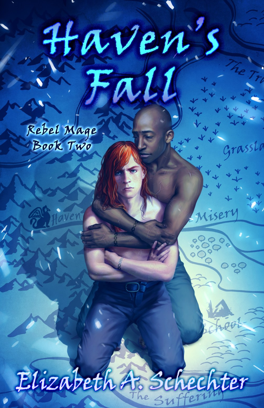 Haven's Fall (Rebel Mage, Book 2)