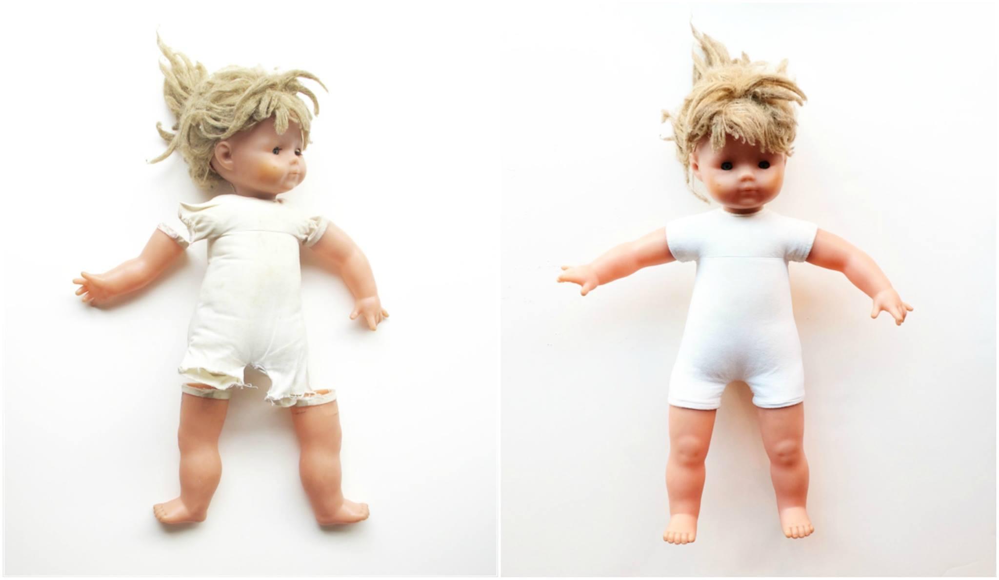 Un hôpital pour poupées et chiffons en mal d'amour !
