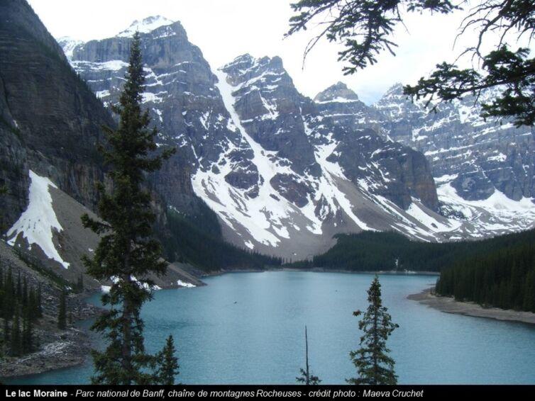 Lac Moraine - Parc national de Banff