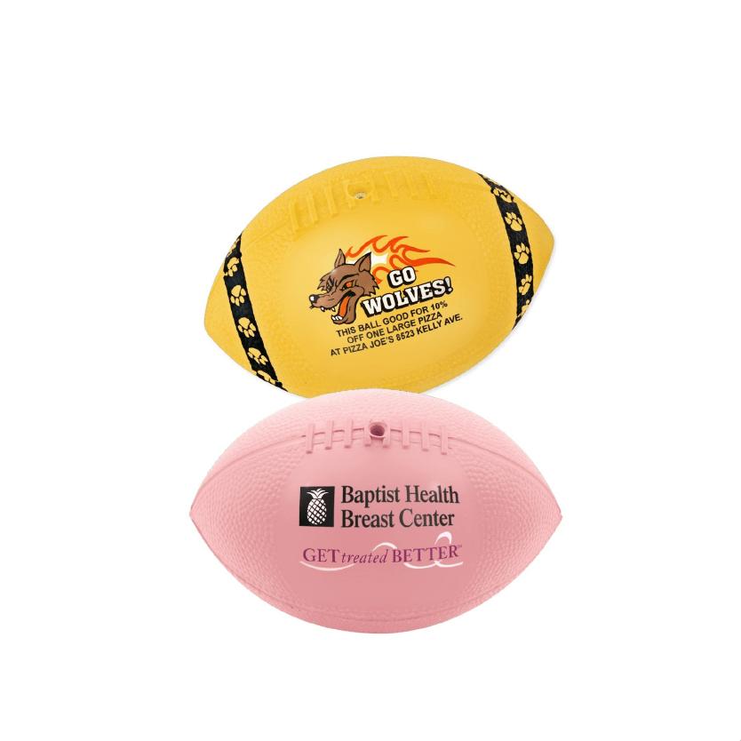 custom football