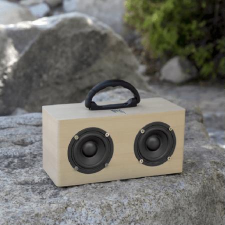 customizable retro speaker