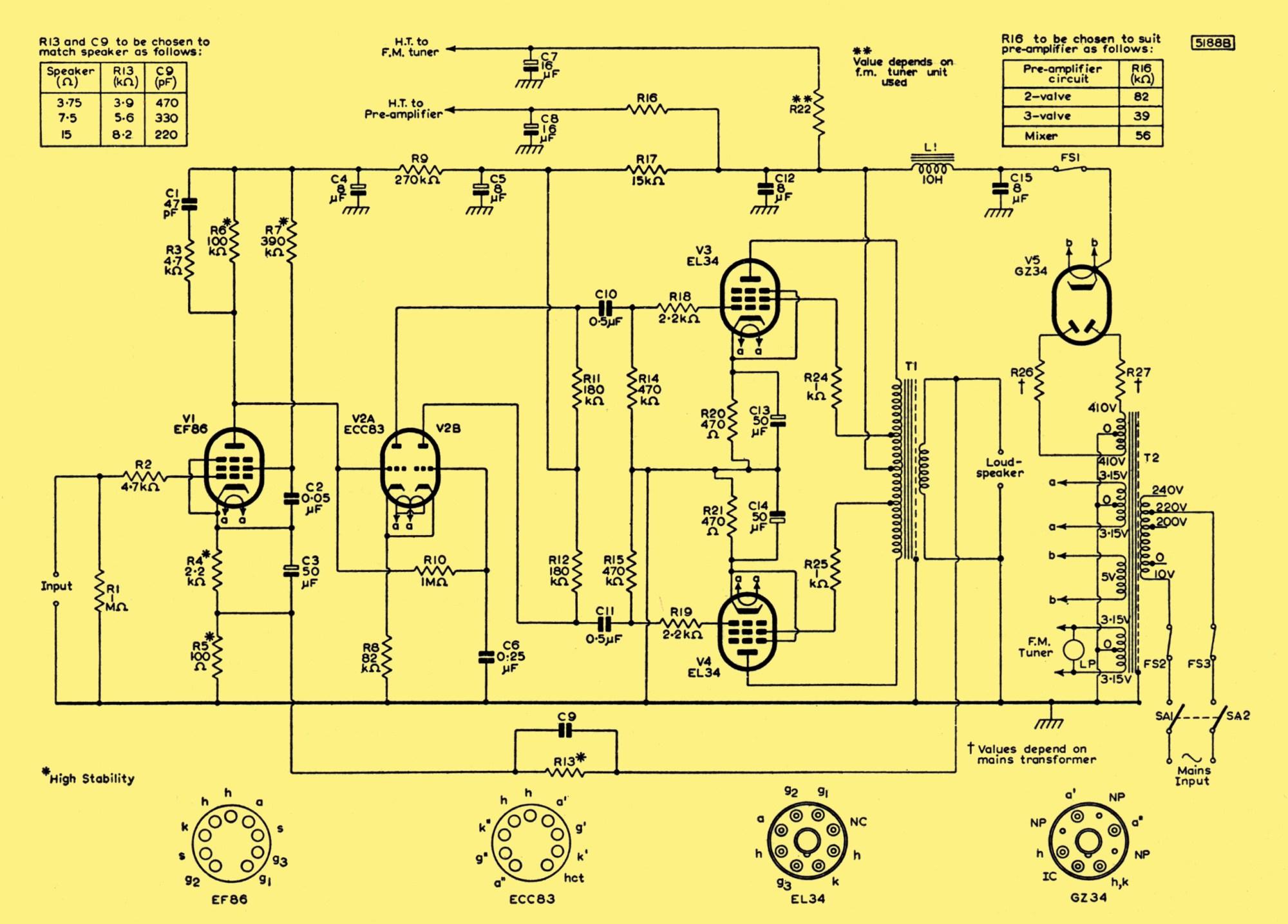 hight resolution of circuit description