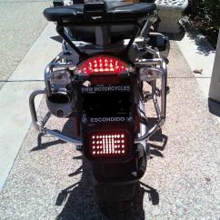 Wiring Diagram For Led Lights 2005 Ford Taurus Ac How To Connect Aux Brake Canbus - Bmw R1200gs Forum : R1200 Gs Forums