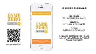 Famezero, l'app che trasforma lo spreco alimentare in risorsa solidale