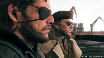 Metal Gear Solid V: The Phantom Pain è disponibile da oggi