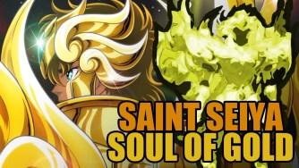Saint Seiya – Soul Of Gold verrà trasmesso in simultanea in 220 paesi