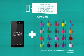 Wiko lancia 'Make The Difference'‏