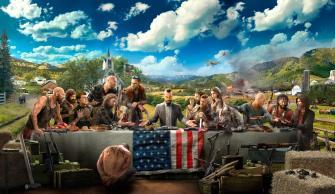 Far Cry 5 ci porta nel cuore dell'America a febbraio 2018