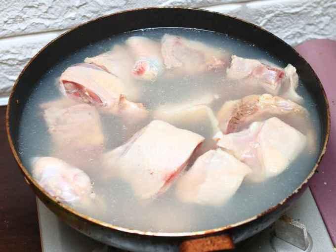 燒酒雞 - 入秋食補好時節,壓榨出最後一絲精華