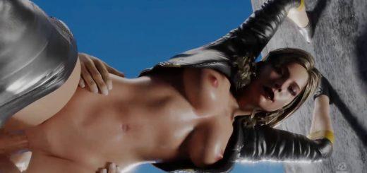 Black Canary  Rule 34 SFM Porn Videos