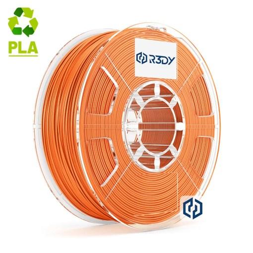 Filamento PLA Laranja 1,75mm - 1 Kg