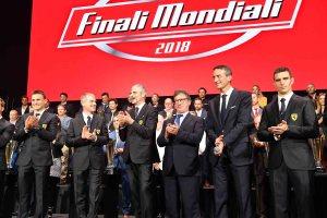 Ferrari Challenge Finali Evening Event in 2018 - 17