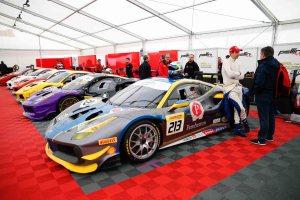 Ferrari Challenge Padlock - 22