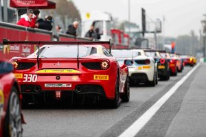 Ferrari Challenge Padlock - 40